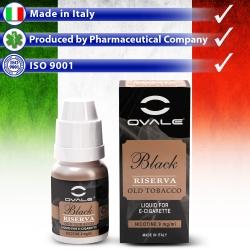 TOBACCO Black Old - Riserva (9mg) image 1