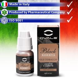 TOBACCO Black Old - Riserva (0mg) image 1
