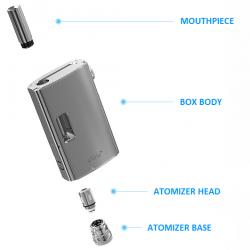 eGrip Box Mod (Silver) image 4