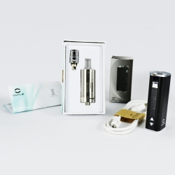 iStick 30W Sub Ohm Box Mod Kit (Black) image 1
