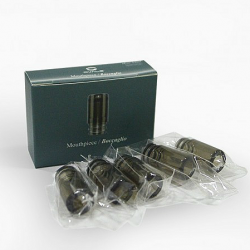 eGo Duo Mouthpiece (Black) image 1