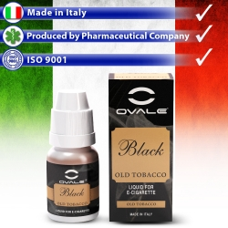 TOBACCO Classic Black - Old (0mg) image 1