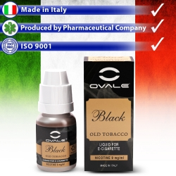 TOBACCO Classic Black - Old (9mg) image 1