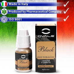 TOBACCO Classic Black - Old (16mg) image 1
