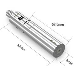 eGo One 1100mAh Single Kit (Silver) image 4