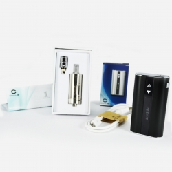 iStick 50W Sub Ohm Box Mod Kit (Black) image 1