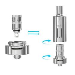 iStick 30W Sub Ohm Box Mod Kit (Silver) image 10