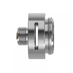 eGo Duo Atomizer Base (Silver) image 1