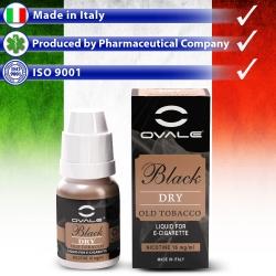 TOBACCO Classic Black - Dry (16mg) image 1